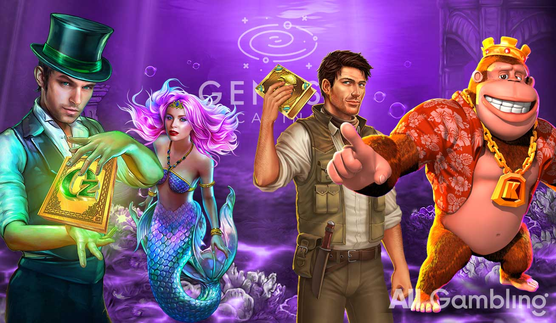 genesis-casino-slot-selection