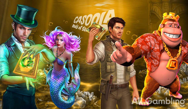 casooola-slot-selection